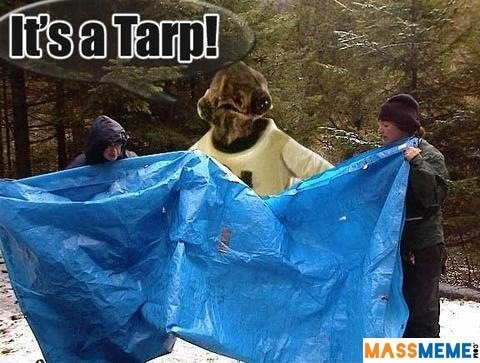 Star Wars Its a tarp