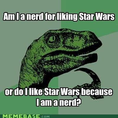 Star Wars Nerd