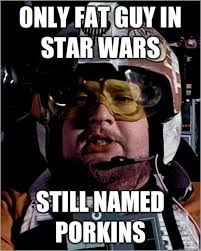 Porkins Meme Star Wars