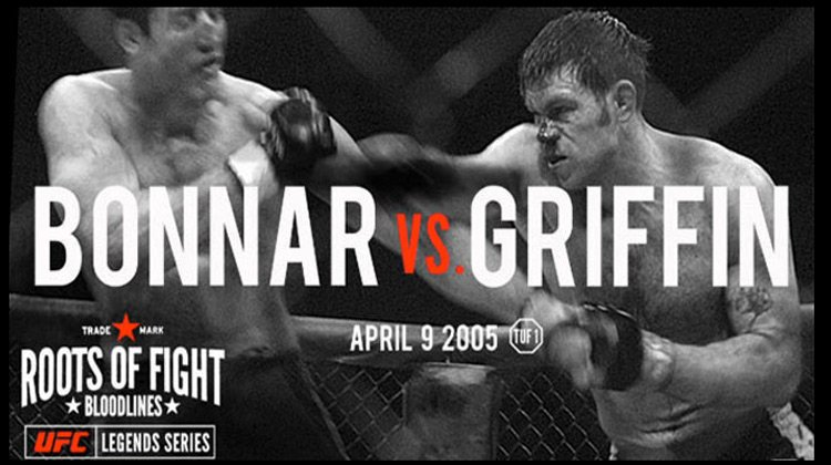 Bonnar Griffin UFC