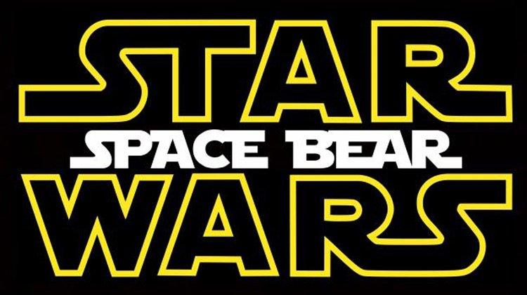Space-Bear