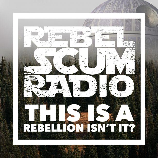 Rebel scum radio e10