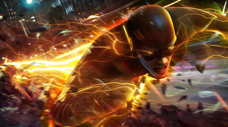 The Flash Movie