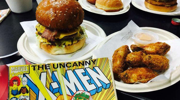 Heroes Burgers melbourne