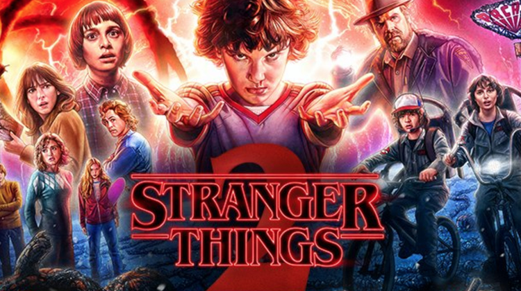 Season 2 Stranger Things Netflix