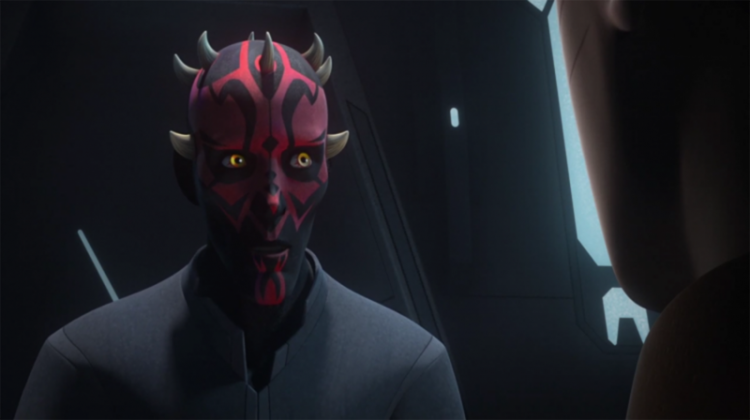 Star Wars Rebels maul