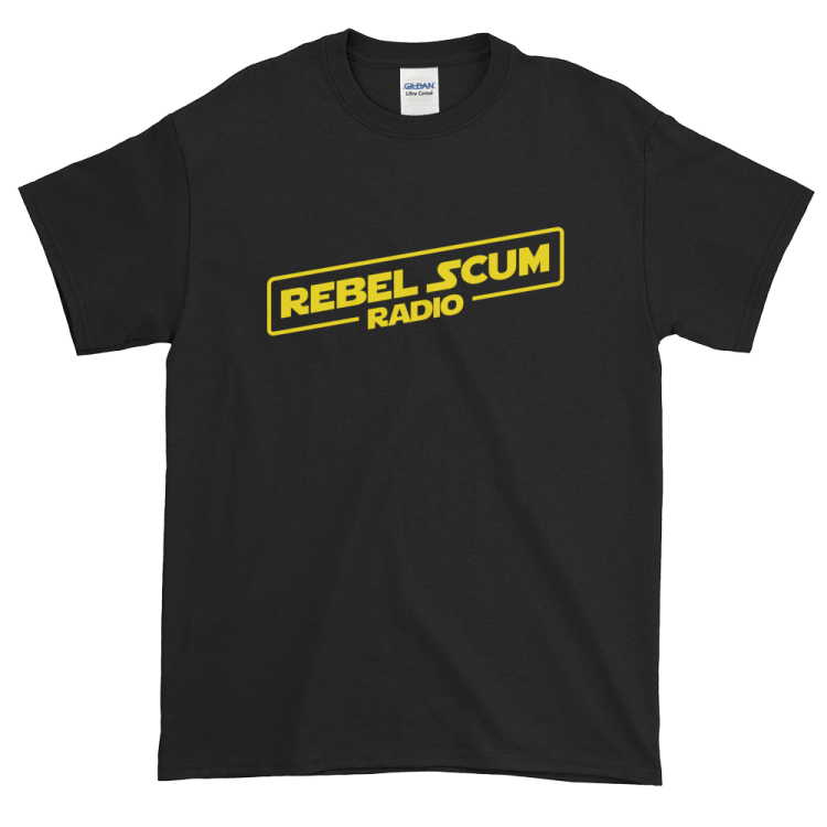 Rebel Scum Radio T-Shirt 2018