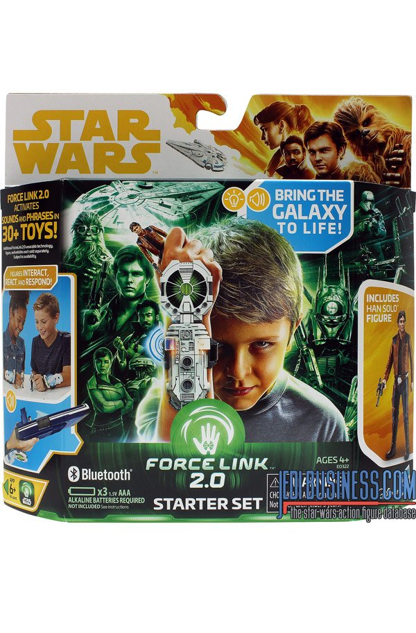 Han Solo Force Link 2.0 Pack