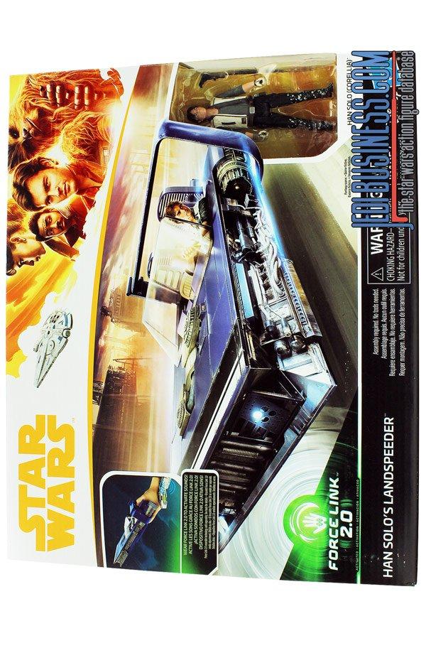 Han Solo LandSpeeder Pack