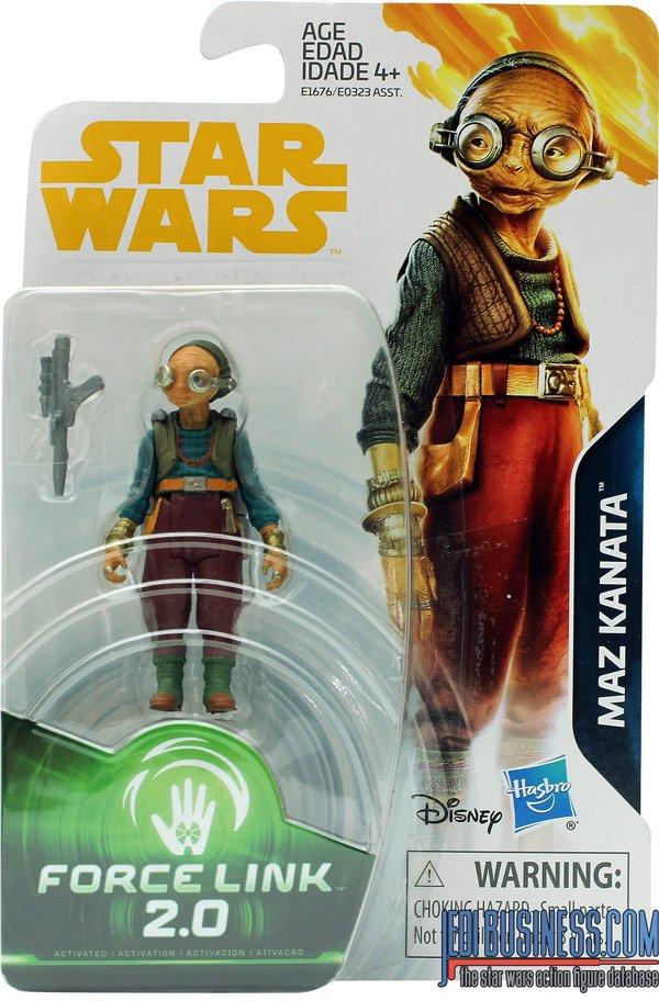 Maz Kanata (The Last Jedi)