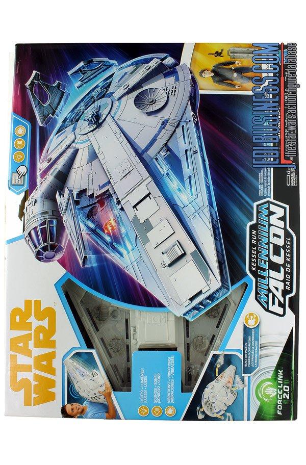 Han Solo Kessel Run Millennium Falcon
