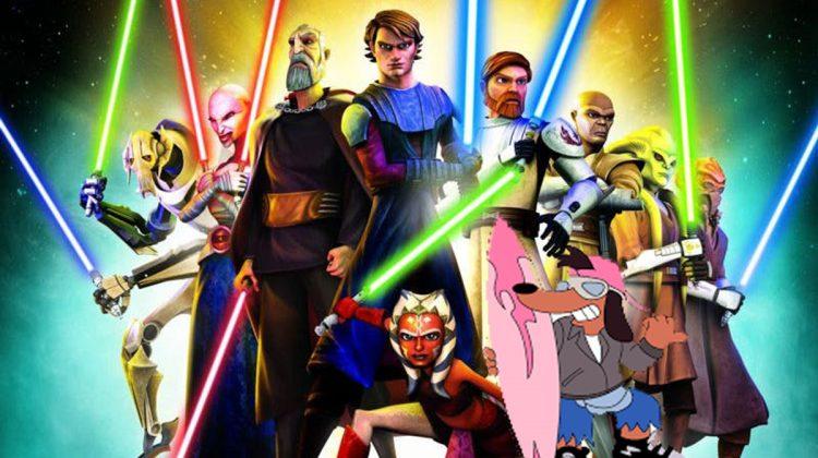Star Wars Poochie SJWs
