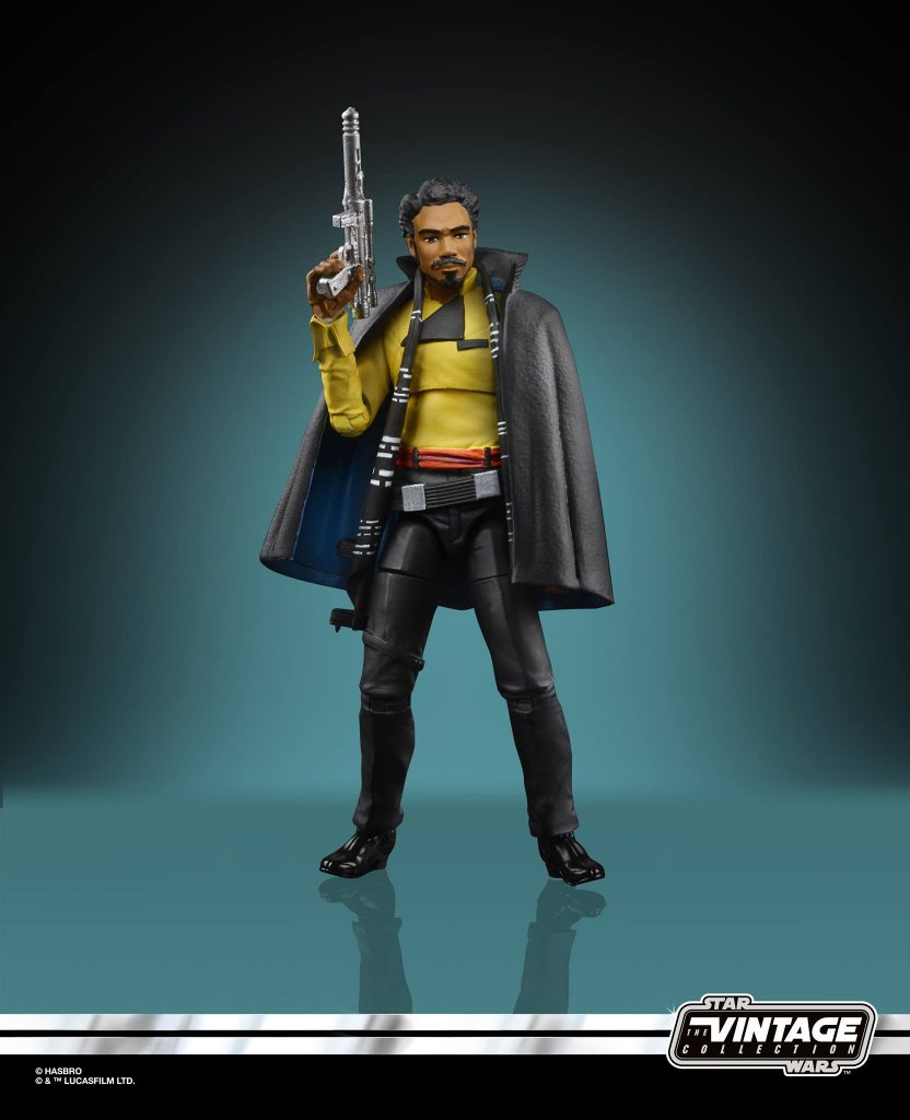 Lando Calrissian (Solo) Vintage Collection