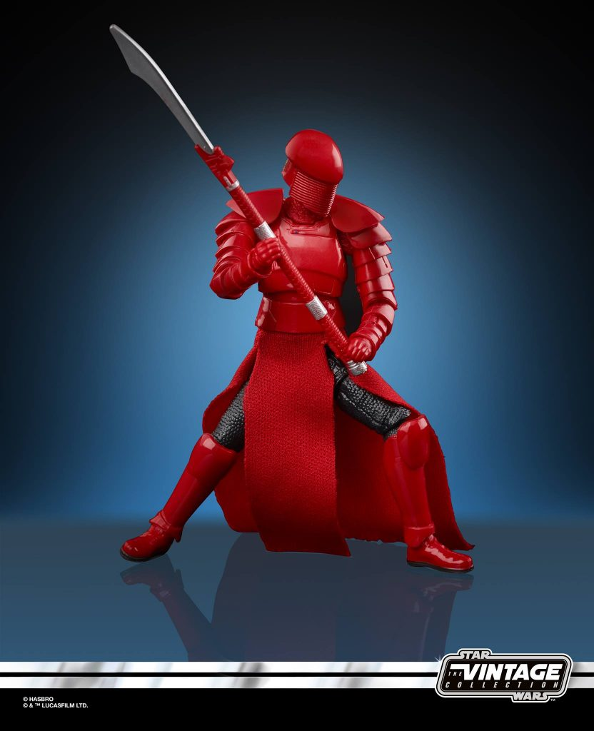 Red Guard Vintage Collection
