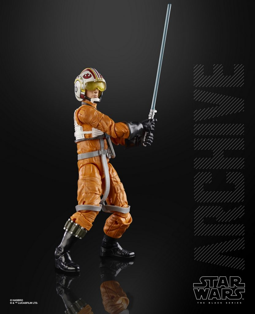 Black Series Archive Luke Skywalker