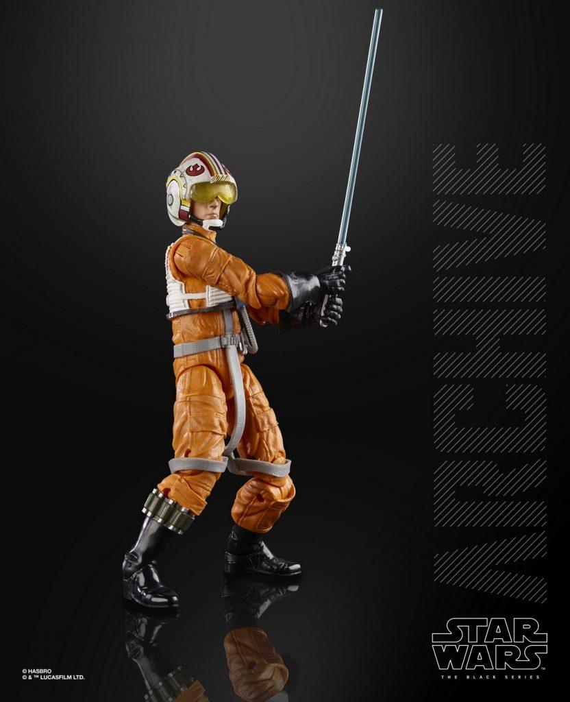 Black Series Archive Luke Skywalker
