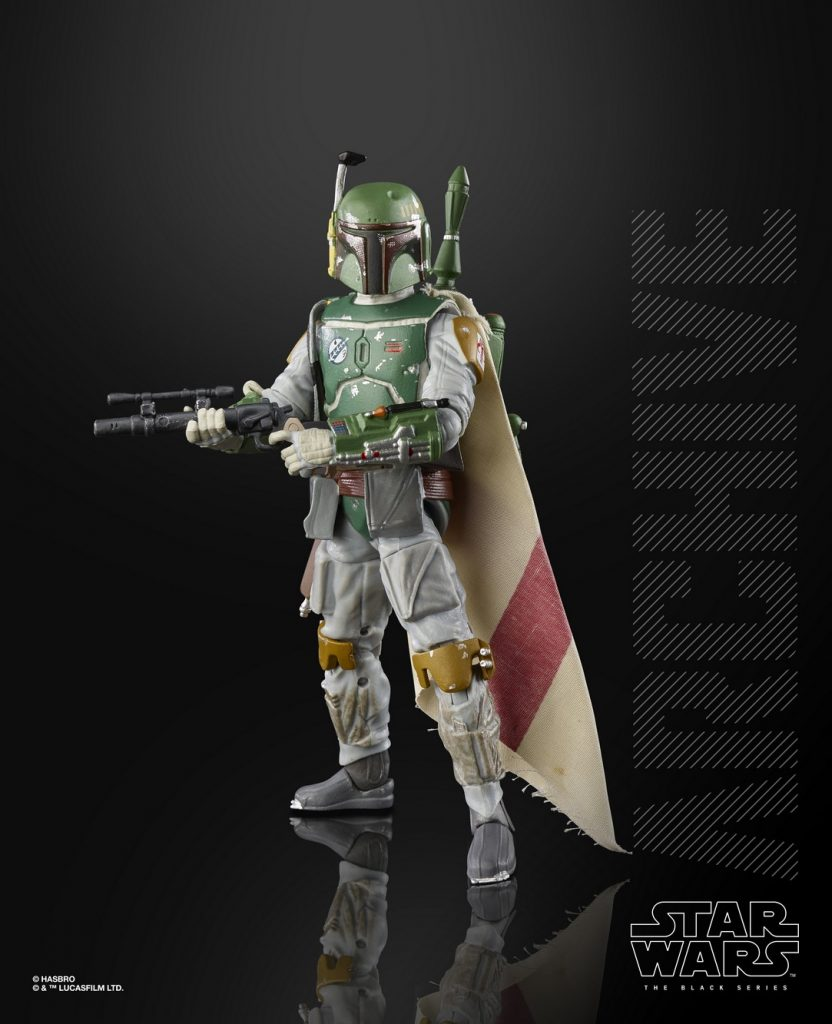 Black Series Archive Boba Fett