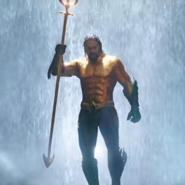 Aquaman Extended Trailer