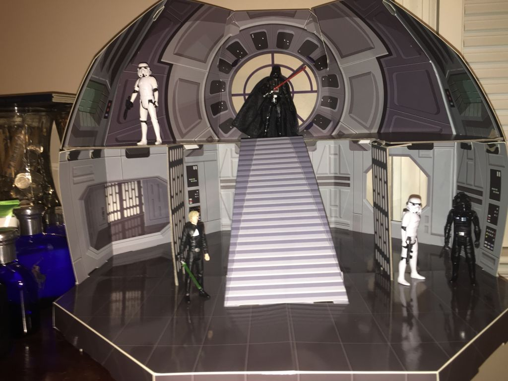 Death Star Throne Room
